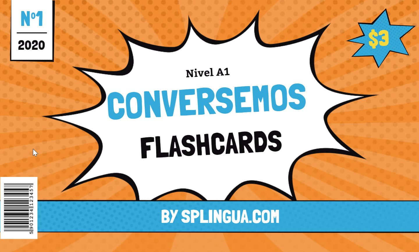conversemos flashcards