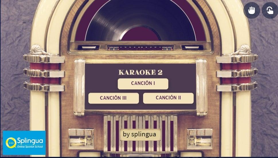 Karaoke 2 portada