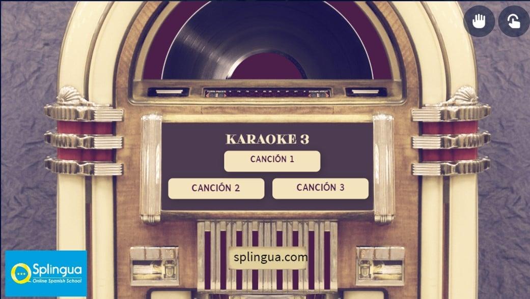 Karaoke 3 portada foto