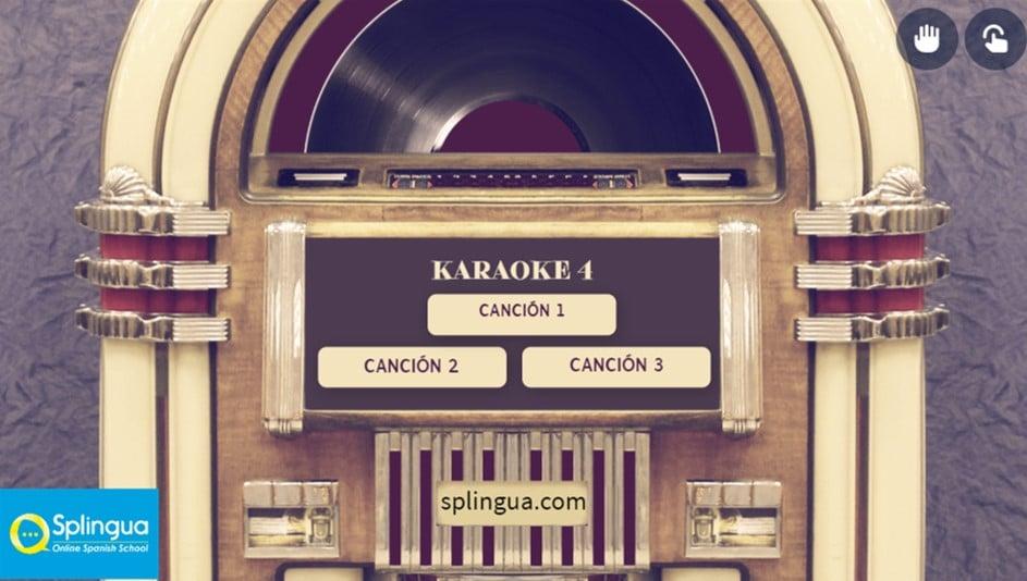 Karaoke 4 PORTADA FOTO